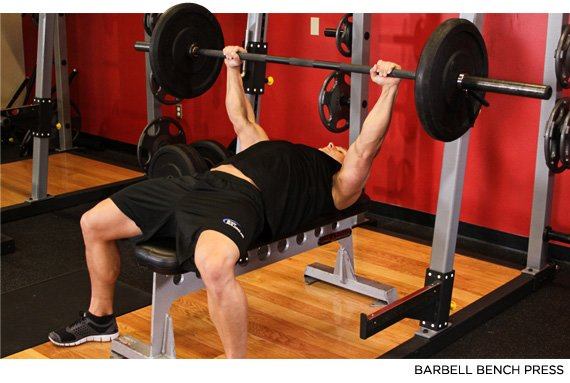 Bodybuilding com's 10 Highest-Rated Chest Exercises