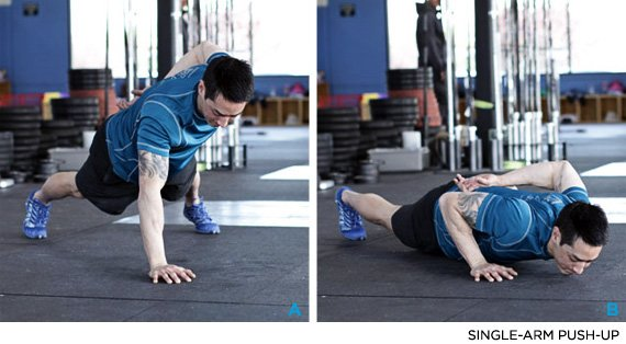 Do Each Pect Exercise With Slow Control For Best Results