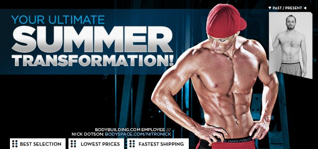 Your Ultimate Summer Transformation!