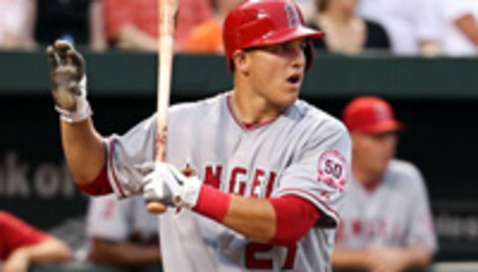 Train Like Trout: How To Work Out Like Baseball's Bright ...