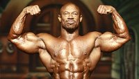 Interview With Richard Tricky Jackson: Preparing For The 2012 Olympia