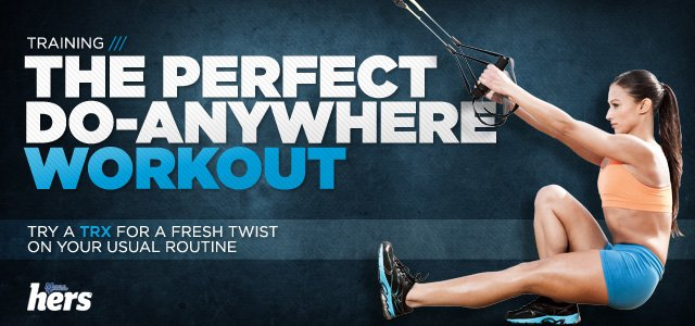 The Perfect Do-Anywhere Workout