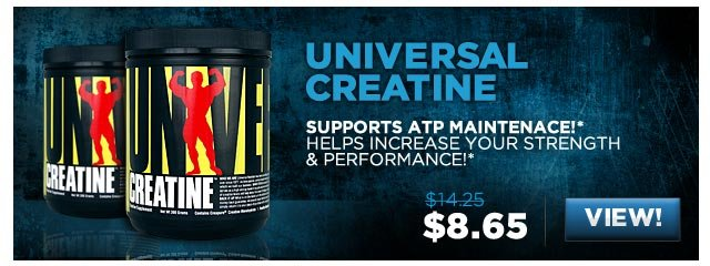 Supports ATP Maintenace!* Helps Increase your Strength & Performance!*