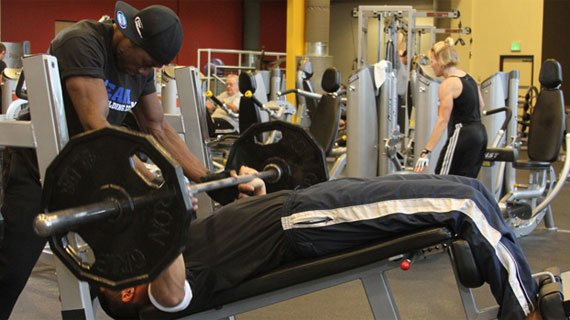 The Workout Consists Of Higher Reps, Higher Volume And Slightly Lighter Weights
