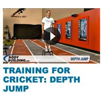 Training For Cricket: Depth Jump