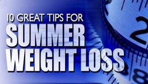 Summer Weight Loss!