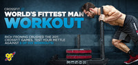 Rich Froning CrossFit Workouts: Train Like The 2011 CrossFit Games Champion