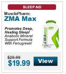 Promotes Deep, Healing Sleep! Anabolic Mineral Support Formula With Fenugreek!