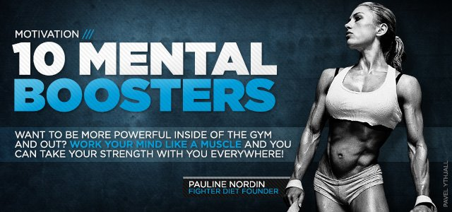 10 Mental Boosters For A Better Workout
