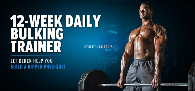 12-Week Daily Bulking Trainer