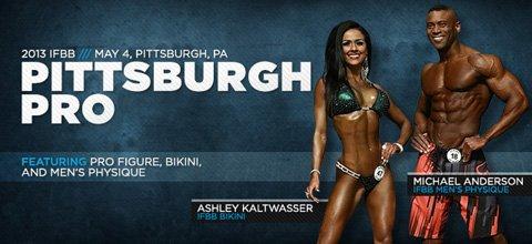 2013 IFBB Pittsburgh Pro