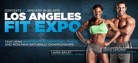 2013 Bodybuilding.com BodySpace Spokesmodel Finals