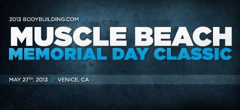 2013 NPC Muscle Beach Memorial Day Classic