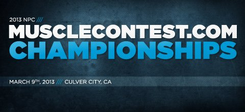 2013 NPC MuscleContest.com Championships