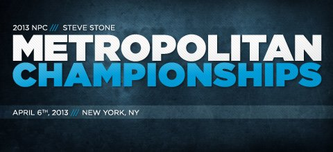 2013 NPC Steve Stone Metropolitan Championships