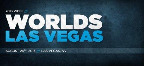 2013 WBFF Worlds Las Vegas