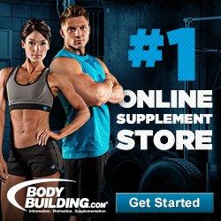 Bodybuilding.com poster