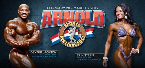 2013 IFBB Arnold Classic