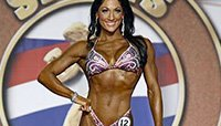 Keene To Win: Candice Keene Wins Figure International