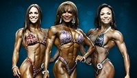 2013 Fitness Olympia: Garcia Looks For An Eighth Title