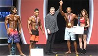 2013 Men's Physique Olympia Awards Replay