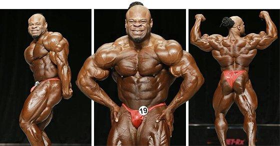 ganador mr olimpia: