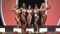 2013 Women's Physique Olympia Awards Replay