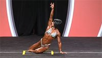 2013 Women's Physique Olympia Finals Replay