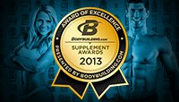 2013 Bodybuilding.com Supplement Awards