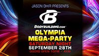 Jason Dhir's 2013 Olympia Afterparty