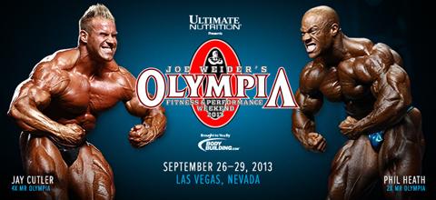 2013 IFBB Olympia Weekend