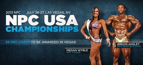 2013 NPC USA Championships