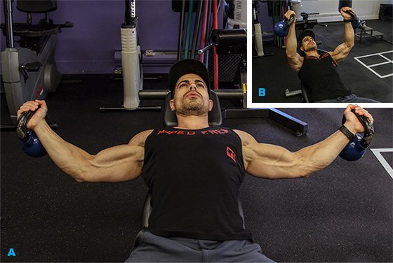 5 Must Do Chest Exercises