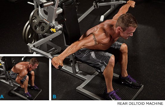 You Must Be Frontin': 5 Movements To Balance Your Delts