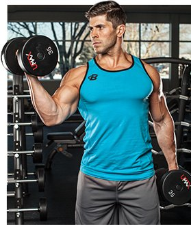 Workout Muscle Building Exercises Delt Development Fitness