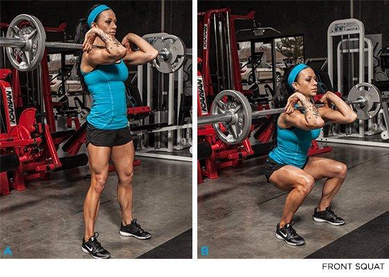 Meet The Squats: 7 Squat Variations You Should Be Doing