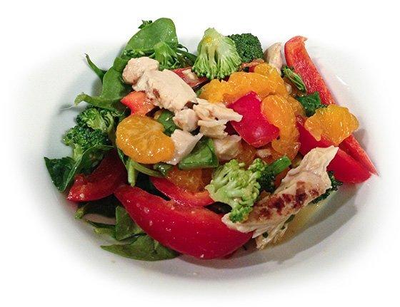 Bodybuilding recipes chicken salad