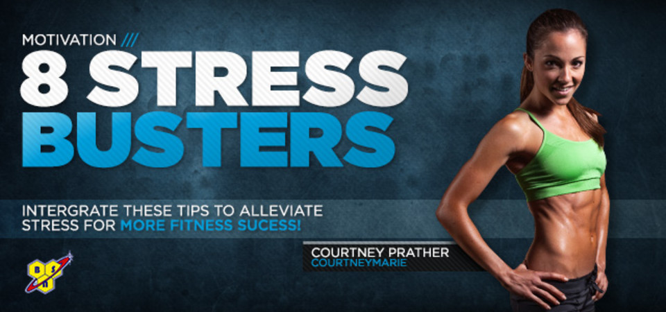 8 Stress Busters More Balance Means Less Stress And A