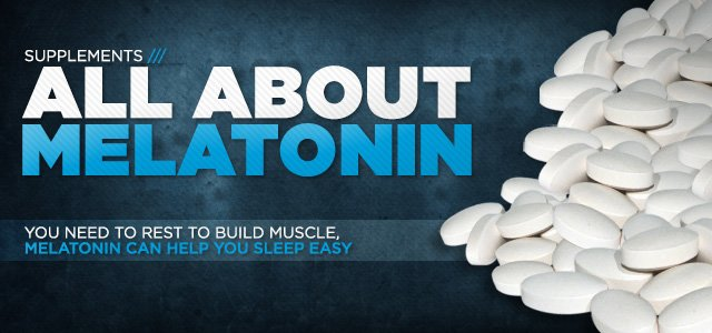 What is the maximum dosage for melatonin