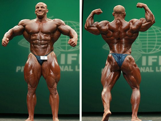 2013 Olympia Preview: All Eyes On Phil