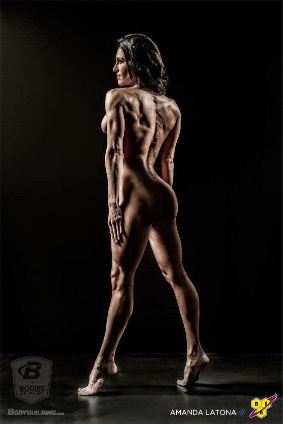 amanda latona nude