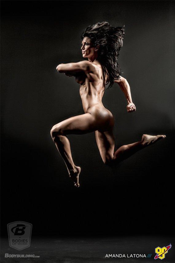 amanda latona pics nude