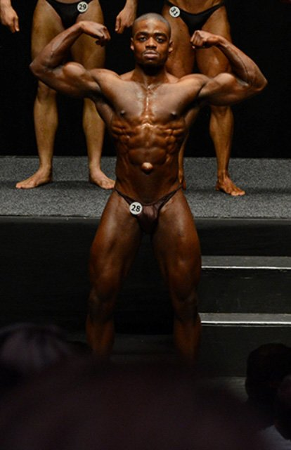 Amateur Bodybuilder Of The Week: Big As Can Be