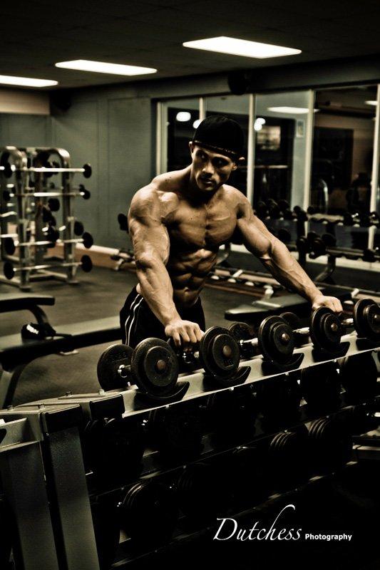 Amateur bodybuilder of the week, antoinette martinez nude