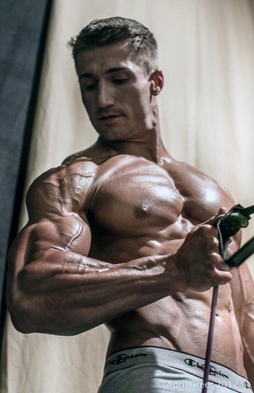 Bodybuilder Amateur 86