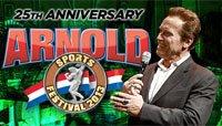 Arnold Sports Festival Celebrates 25th Anniversary