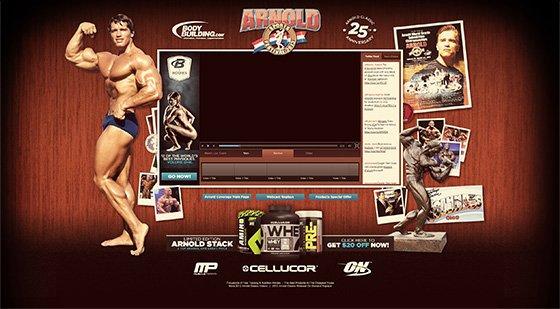 Bodybuilding.com 2013 Arnold Classic Webcast