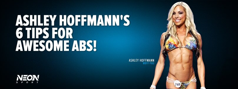 Ashley Hoffmann's Abs Workout