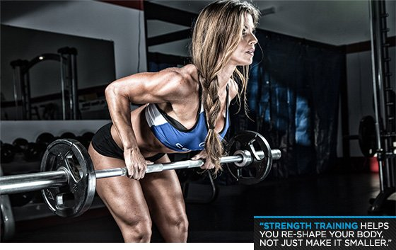 Gym Group With Weight Lifting Bar Crossfit Workout Stock Photo 18028727