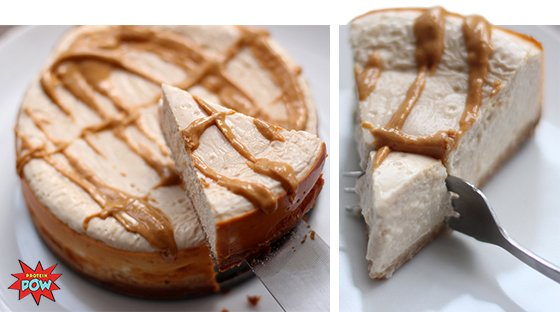 ... The Protein Powder Chef: Do You Have A Recipe For Protein Cheesecake